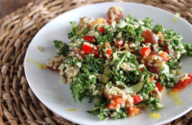 Comer Quinoa uma Dieta Baixa em Carboidratos