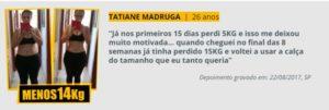 Depoimento de Tatiane Madruga